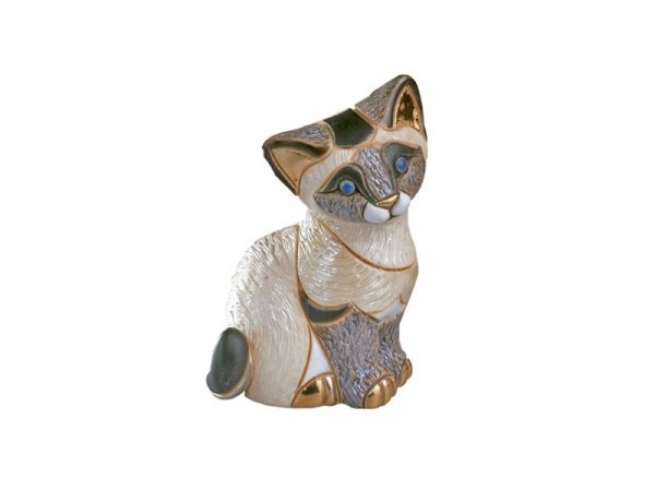 De Rosa Siamese Kitten Sitting