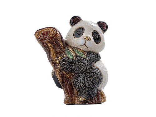 De Rosa Baby Panda on Tree