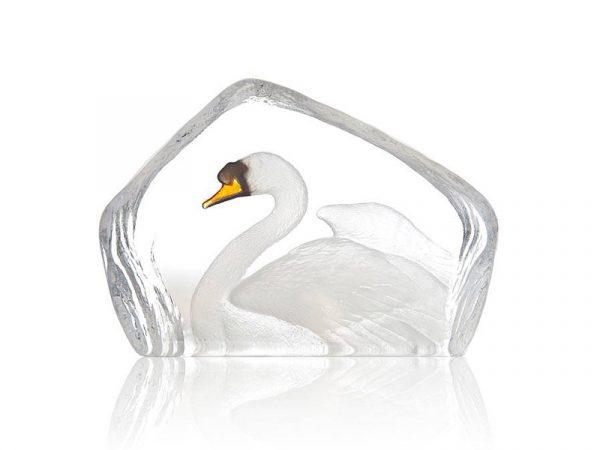 Maleras Wildlife Painted Swan