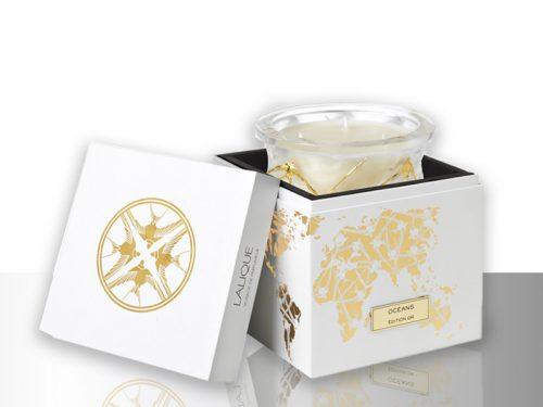 Lalique Votives / Candle Holders