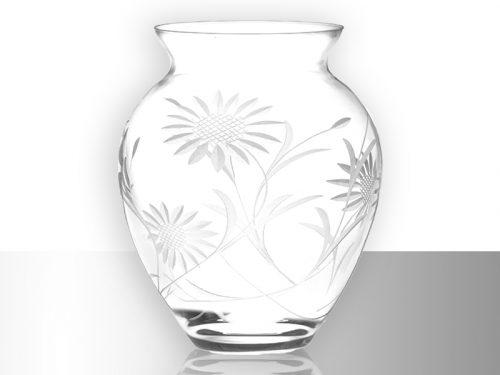 Royal Scot Crystal Vases