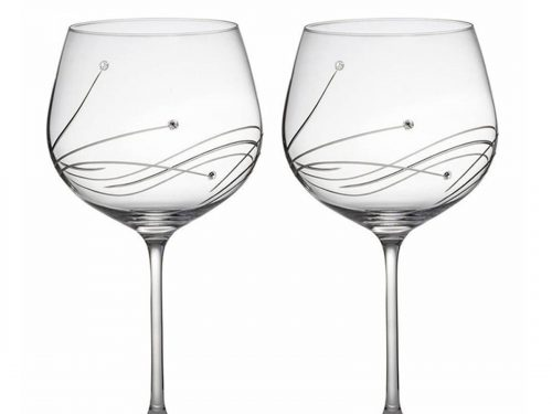 Crystal Gin / Copa Glasses