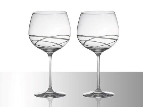 Royal Scot Crystal Copa Gin Glasses