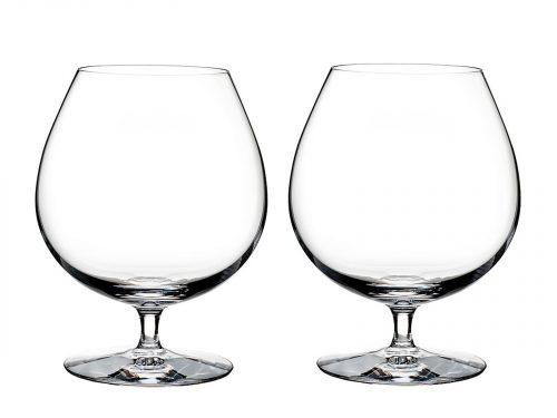 Crystal Glasses - Brandy