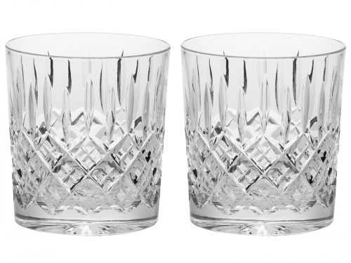 Crystal Glasses - Whisky Tumblers