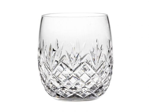 Royal Scot Crystal Edinburgh Gin Tumbler