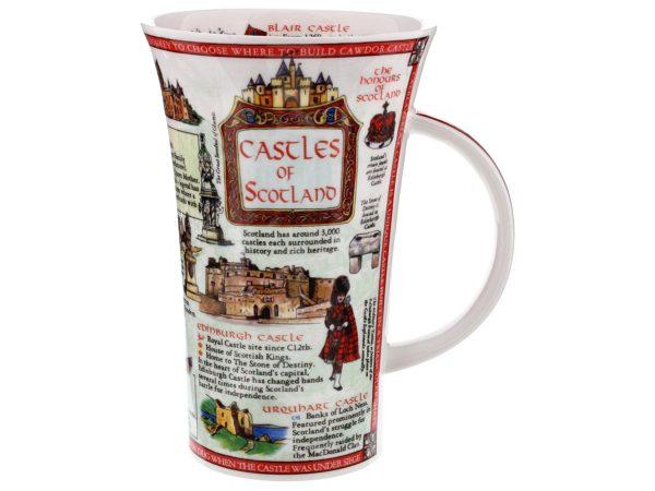 Dunoon Glencoe Castles of Scotland Mug