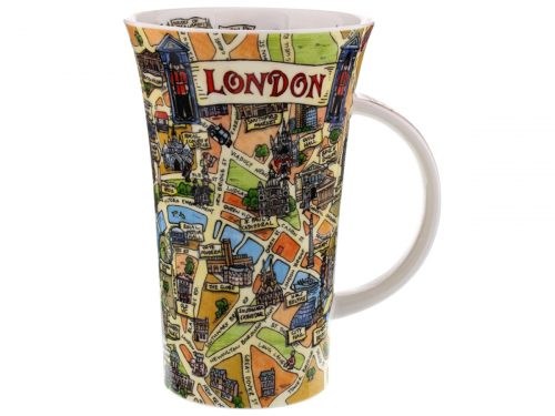 Dunoon Glencoe Tour of London Mug