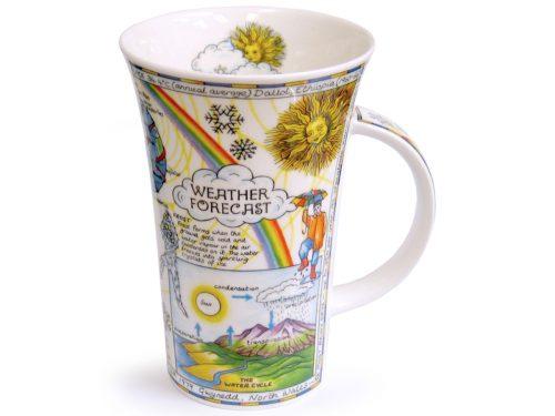 Dunoon Glencoe Weather Forecast Mug