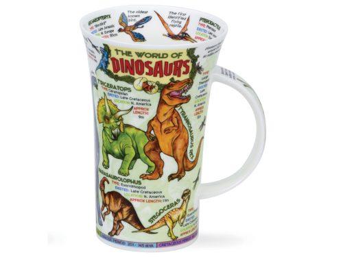 Dunoon Glencoe Dinosaurs Mug