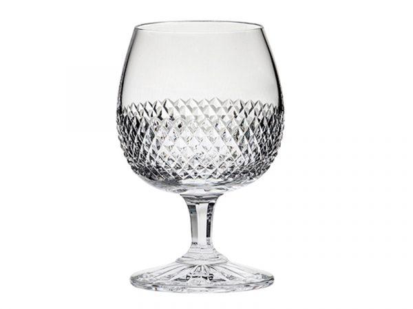 Single Royal Scot Crystal Tiara Brandy Glass