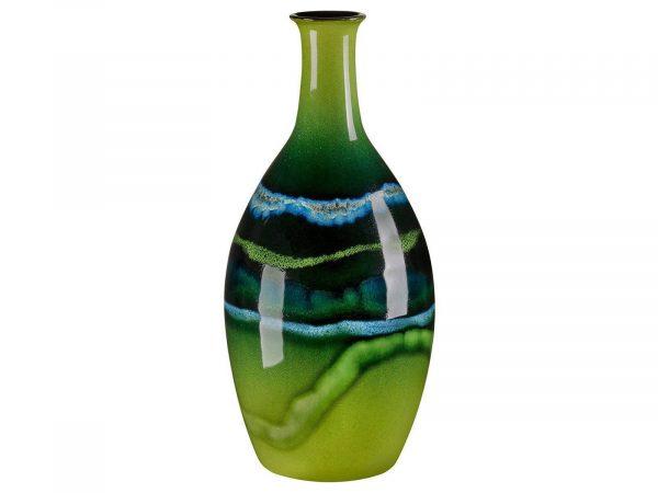 Poole Pottery Bottle Vase
