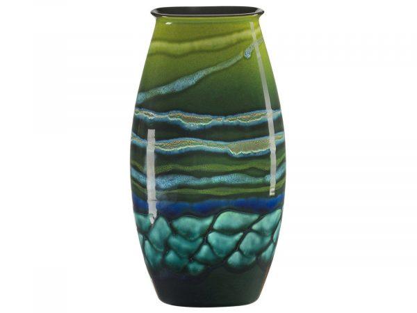 Poole Pottery Maya Manhatten Vase
