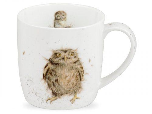 Owl Mug by Wrendale