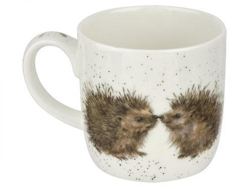 Prickly Hedgehog Mug by Wrendale