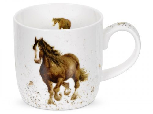 Gigi the Horse Mug by Wrendale