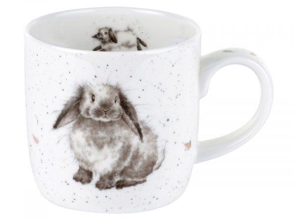 Rosie Rabbit Wrendale Mug