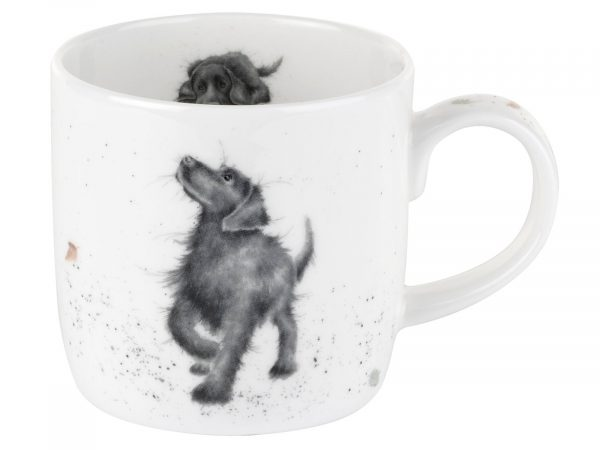 Labrador Walks Mug by Wrendale