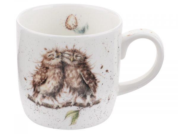 Wrendale Owls Mug