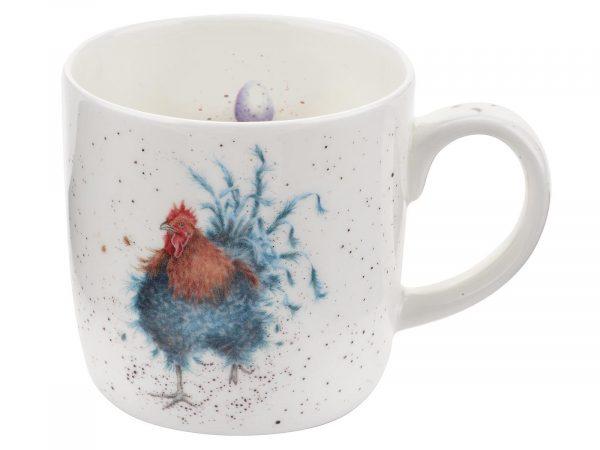 Wrendale Rooster Mug