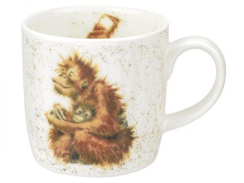 Orangutan and Baby Wrendale Mug