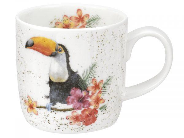 Toucan of My Love Wrendale Mug