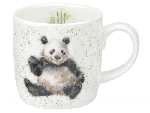 Bamboozled Panda Mug by Wrendale