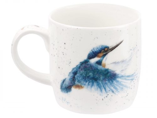 Wrendale Kingfisher Mug