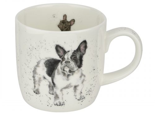 Wrendale French Bulldog Mug