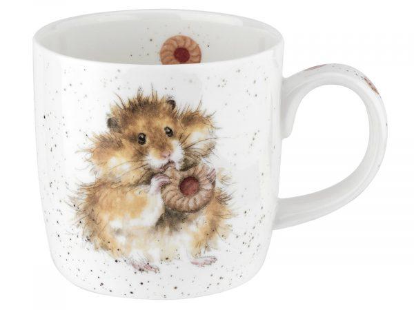Hamster Mug by Wrendale