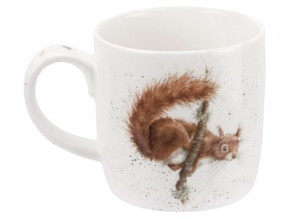 Squirrel Mug by Wrendale