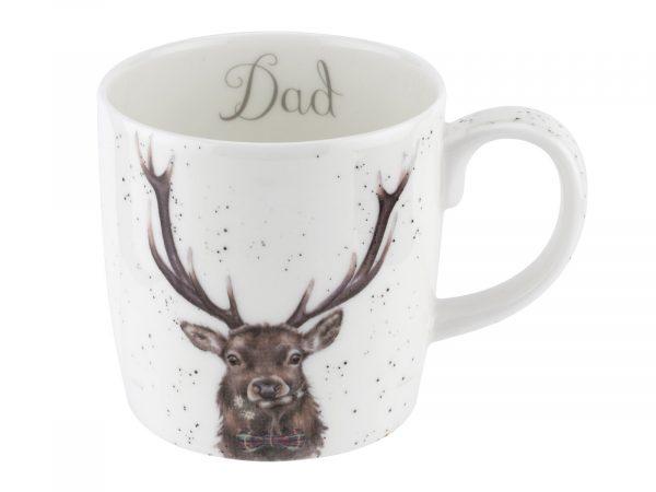 Wrendale Thank you Dad Mug