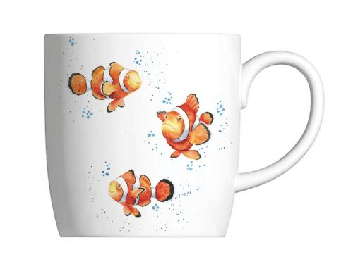 Wrendale Clown Fish Mug