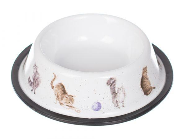 Wrendale Designs Pet Cat Bowl