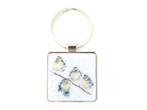Wrendale Designs Bird Keyring