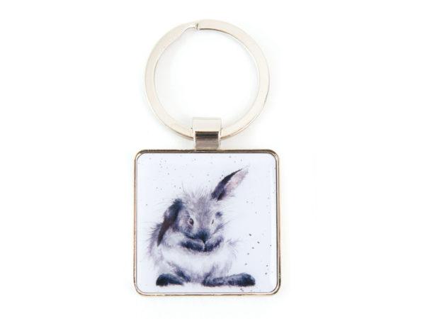 Wrendale Designs Rosie Rabbit Keyring