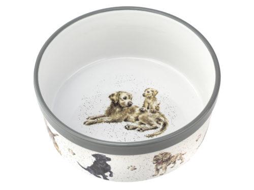 Royal Worcester Wrendale Dog Bowl