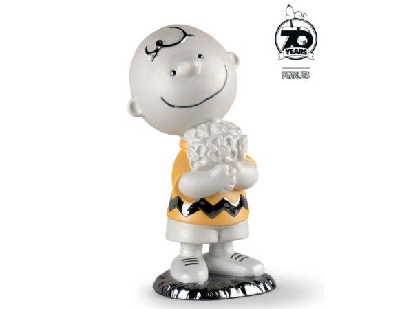 Lladro Snoopy's Charlie Brown