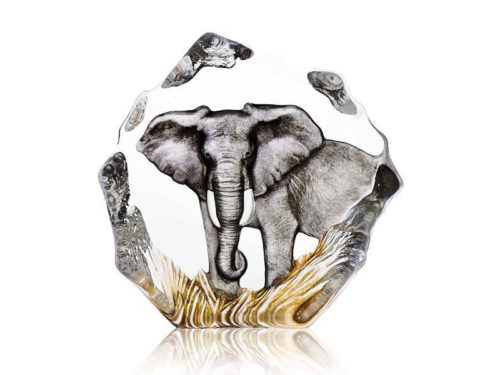 Maleras Crystal Elephant