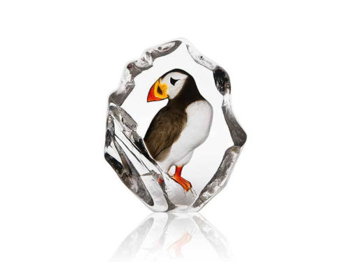 Maleras Crystal Wildlife Puffin