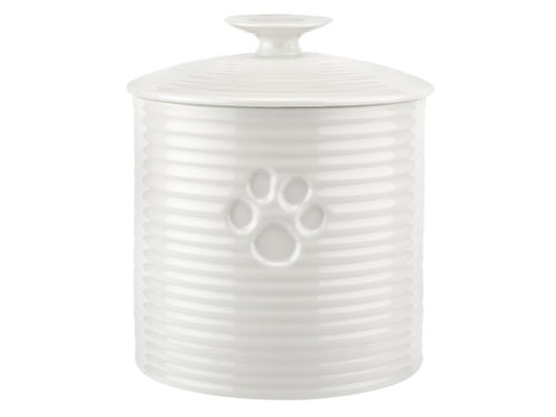 Sophie Conran Porcelain Pet Treat Jar