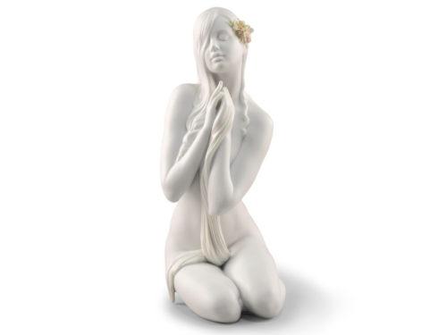 Lladro Porcelain Inner Peace Figurine