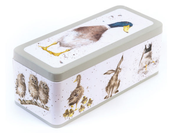 Wrendale Designs Duck Cracker Tin