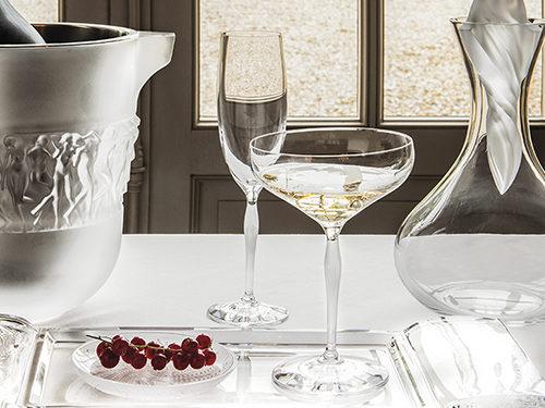 Lalique Stemware