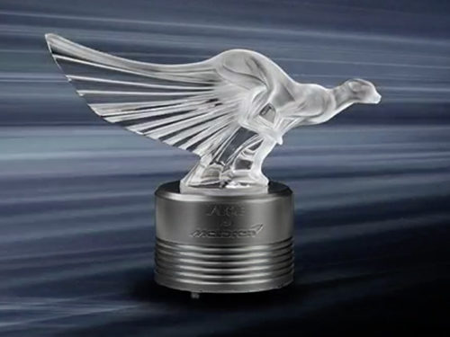 Lalique Lighted Sculptures