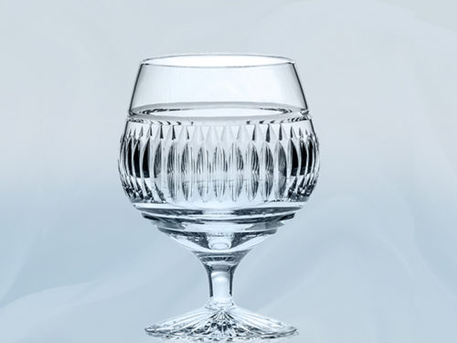 Royal Scot Art Deco Crystal