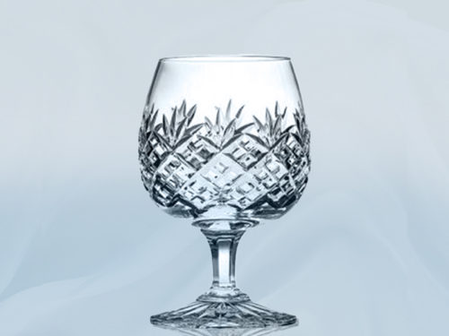 Royal Scot Crystal Brandy Glasses