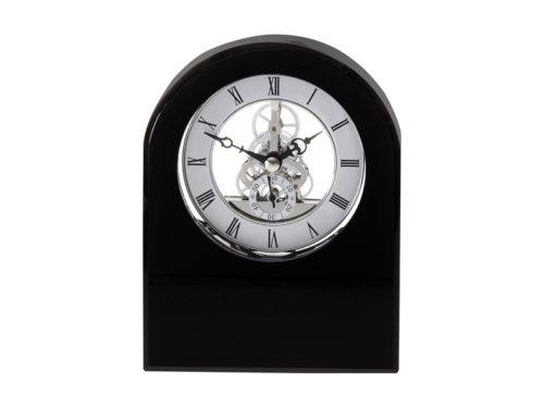 Royal Scot Crystal Art Deco Clock