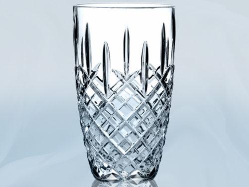 Royal Scot London Crystal Vases