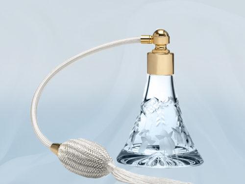Royal Scot Crystal Perfume Bottles